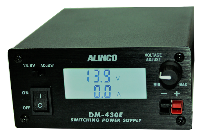 ALINCO DM-430E блок питания