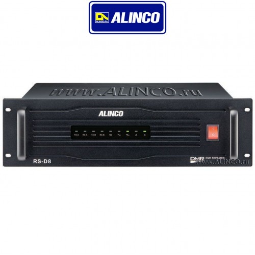ALINCO RS-D8 DMR репитер